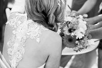 mobile wedding hairdresser sunshine coast