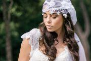 boho wedding hair style Sunshine Coast