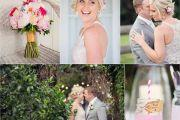 braided wedding hair style sunshine coast