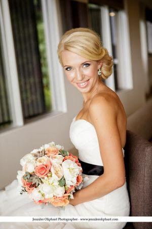 wedding hairdresser sunshine coast
