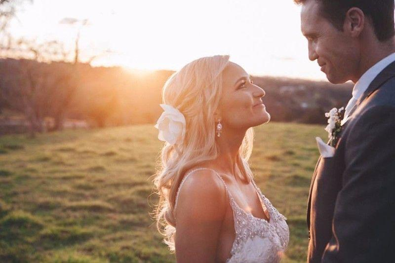 wedding hairstyles sunshine coast