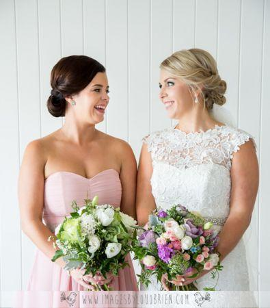 mobile wedding hairdresser noosa