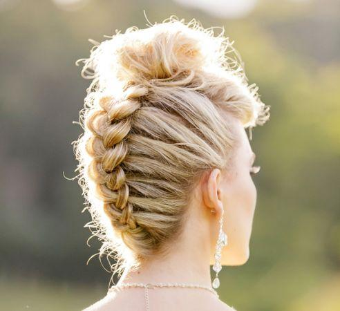 wedding braid hairstyle 7