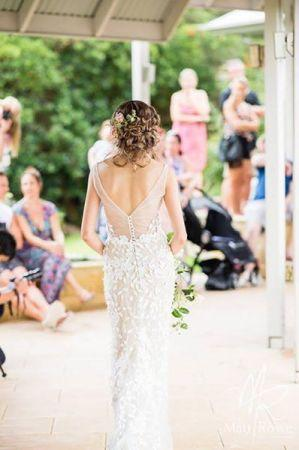 braided wedding hair Sunshine Coast